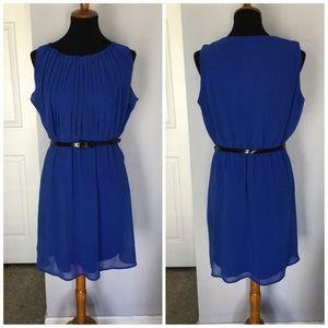 Soho Apparel Dresses & Skirts - Soho Apparel Belted Dress