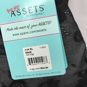 e7ac8c6319575 Love your Assets by Spanx Intimates   Sleepwear - Love your Assets by Spanx  szXL mid