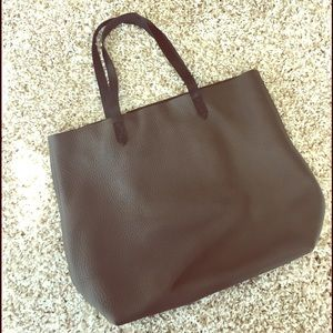 Madewell Handbags - Madewell Transport Tote