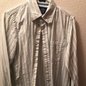 Abercrombie Muscle Button Down