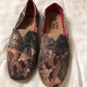 Bobs Shoes - Camflouge Bobs Shoes