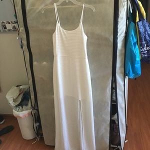 Necessary Objects Dresses & Skirts - Necessary Objects white maxi dress