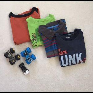Osh Kosh Other - 🌼Bundle🌼 Boys 4T shirts