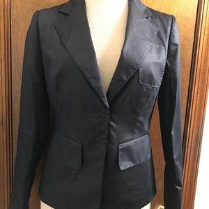 Gianfranco Ferre Jackets & Blazers - Gianfranco Ferre black blazer size 44 new $910