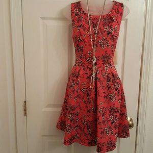 Copper Key Dresses & Skirts - Copper Key Skater Dress