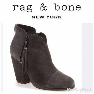 New rag & bone booties 37.5