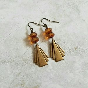Jewelry - Art Deco Earrings