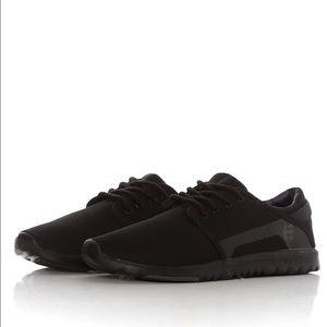 Etnies Shoes - Etnies Scout Black 7.5