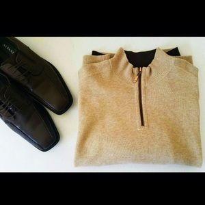 Tommy Bahama Other - Long Sleeve Zipper Shirt