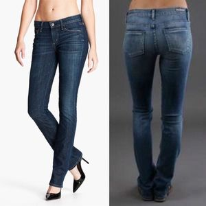 Citizens of Humanity Denim - CITIZENS OF HUMANITY Ava low rise straight jeans