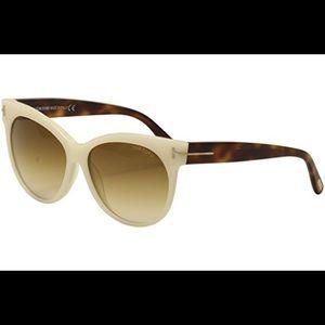 Tom Ford Accessories - TOM FORD Saskia TF 330 Cat eye Sunglasses