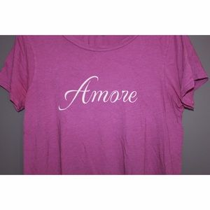 Wildfox Tops - *AS IS* WILDFOX amore tee