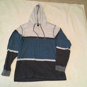 Ocean Current Other - Men's hooded t shirt
