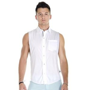 Andrew Christian Other - Andrew Christian Collar Tank Top