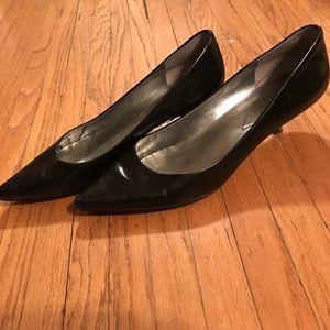 Guess Shoes - Black Kitten Heels