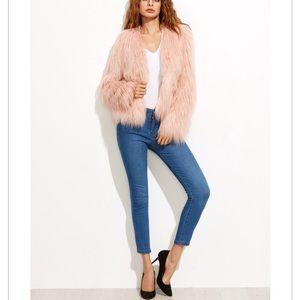 Jackets & Blazers - Head turning fur jacket!