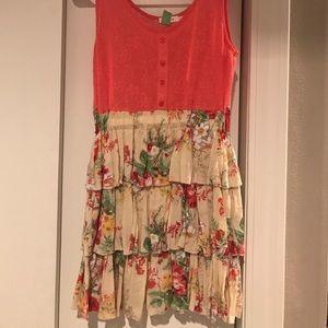 Blue Bird Dresses & Skirts - Cute floral summer dress!