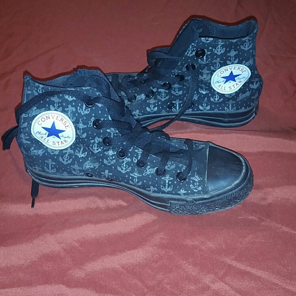 Converse Other - Sailor Jerry Death or Glory Converse