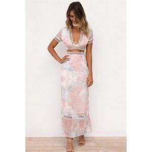 ASOS Dresses & Skirts - New pink set