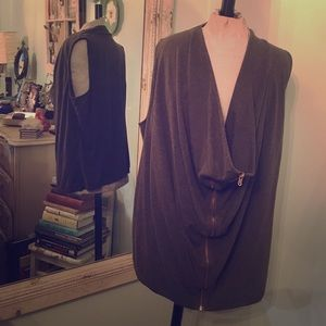 J. Crew Jackets & Blazers - Olive Slouched Zip Up