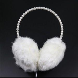 Accessories - FUR HEAD PHONE EAR MUFFS❤