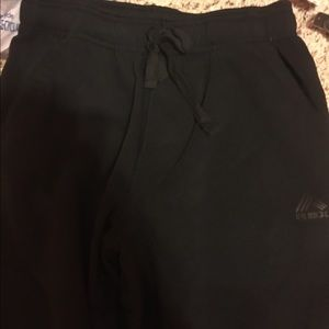 Franklin & Marshall Pants - Black sweatpants