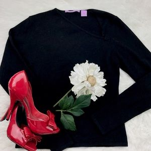 Autumn Cashmere Sweaters - 💕SALE💕Black Autumn Cashmere Sweater