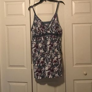 Cacique Other - Cacique Floral Chemise NWT