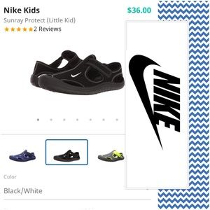 Nike Other - Nike Sandals / Water Shoes Sunray Protect