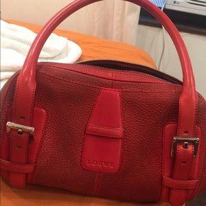 Loewe Handbags - Primary Red Loewe Handbag