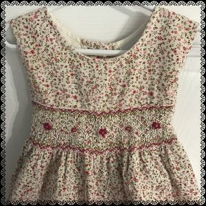 Rare Editions Other - ✨SALE✨Girls Rare Edition Smocked Dress