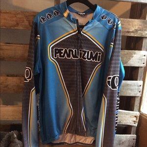 Pearl Izumi Other - Pearl Izumi cycling jersey shirt L/S XL NWOT MA-35