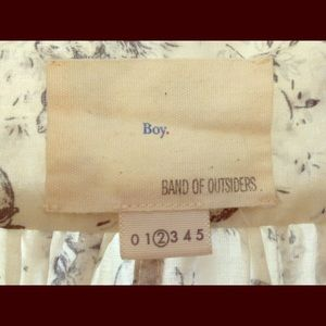 boy. by Band of Outsiders Dresses & Skirts - Band of Outsiders Bunny Dress!