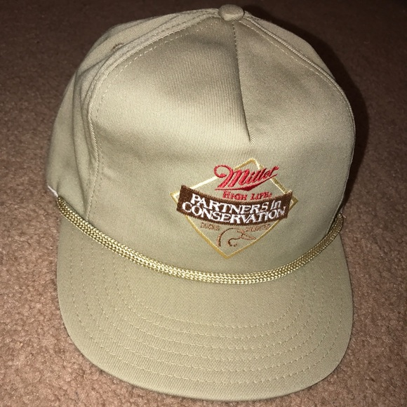 Ducks Unlimited Other - Ducks Unlimited rope hat cb47e87ba2e