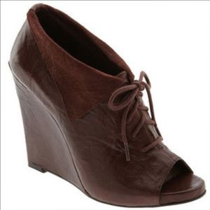 Sam Edelman Wakefield wedge booties