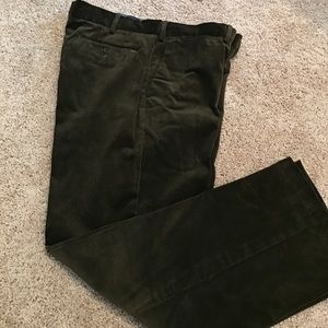 Other - Men's Polo by Ralph Lauren corduroy pants