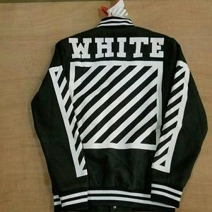 Off-White Other - Men Off White Jacket