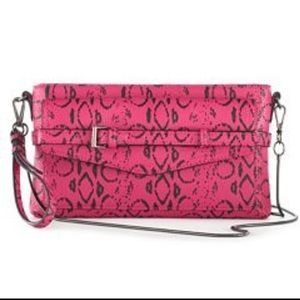 Reed Krakoff Handbags - Fuchsia Viper Print Handbag