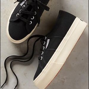 Superga Shoes - Brand New Platform Superga Sneakers