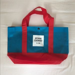 Opening Ceremony Handbags - OPENING CEREMONY Small Shopping Bag