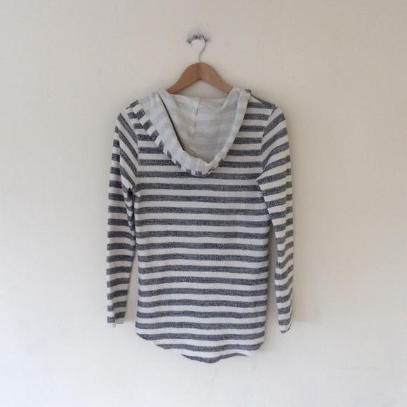 fifteen twenty Sweaters - Fifteen twenty Lace Up hoodie S NWOT