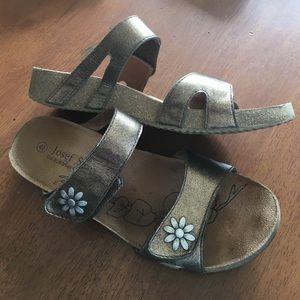 Josef Seibel Shoes - Josef Seibel slip on sandals