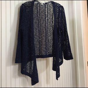 Dress Barn Sweaters - Dress Barn  Open front Cardigan