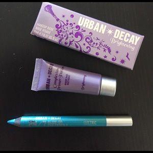 Urban Decay Other - Urban Decay Eyeliner & Brightening Base Bundle