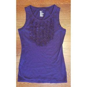 Gap Purple Sleeveless Top Size XS