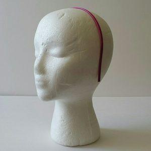 J.Crew Fuchsia Thin Headband