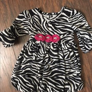 Youngland Other - Girls Leopard Bubble Shirt