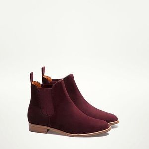 Massimo Dutti Shoes - Massimo Dutti Suede Booties