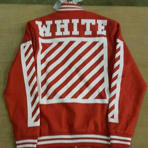 Off-White Other - Men Off White Jacket