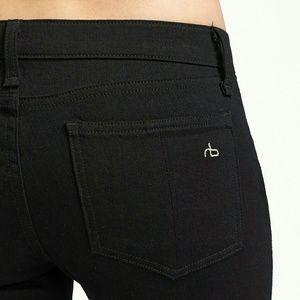 rag & bone Denim - Rag and bone skinny jeans